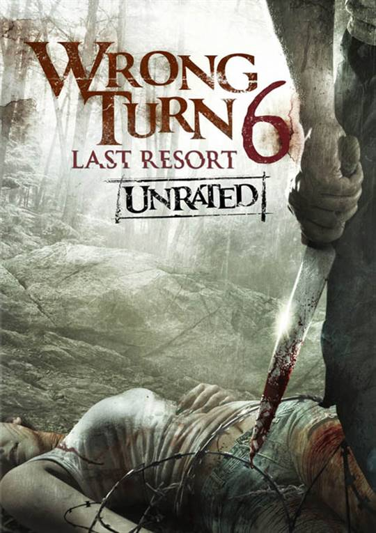 Wrong Turn 6: Last Resort Large Poster
