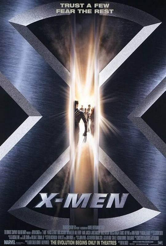 X-Men Large Poster