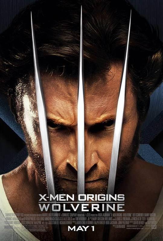 X-Men Origins: Wolverine Large Poster