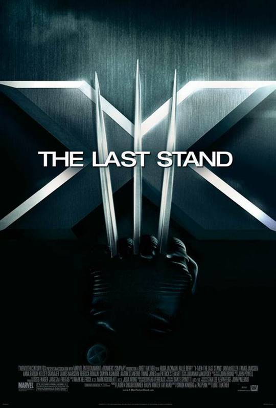 X-Men: The Last Stand Large Poster