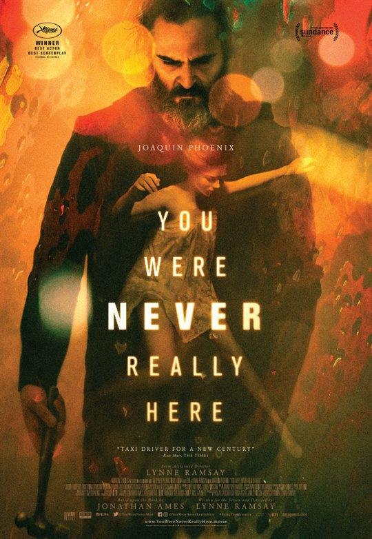 You Were Never Really Here Large Poster