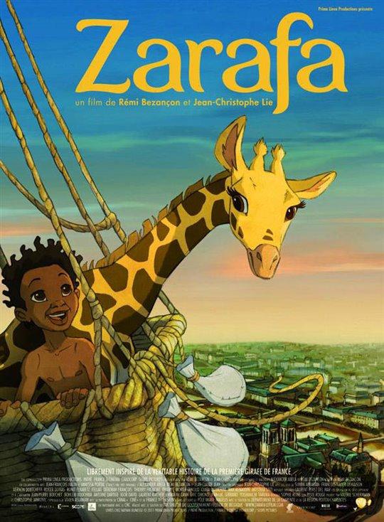 Zarafa Large Poster