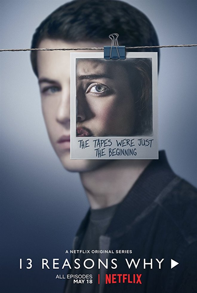 13 Reasons Why (Netflix) Large Poster