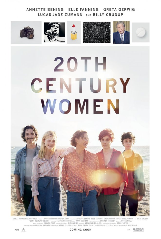 20th Century Women Large Poster