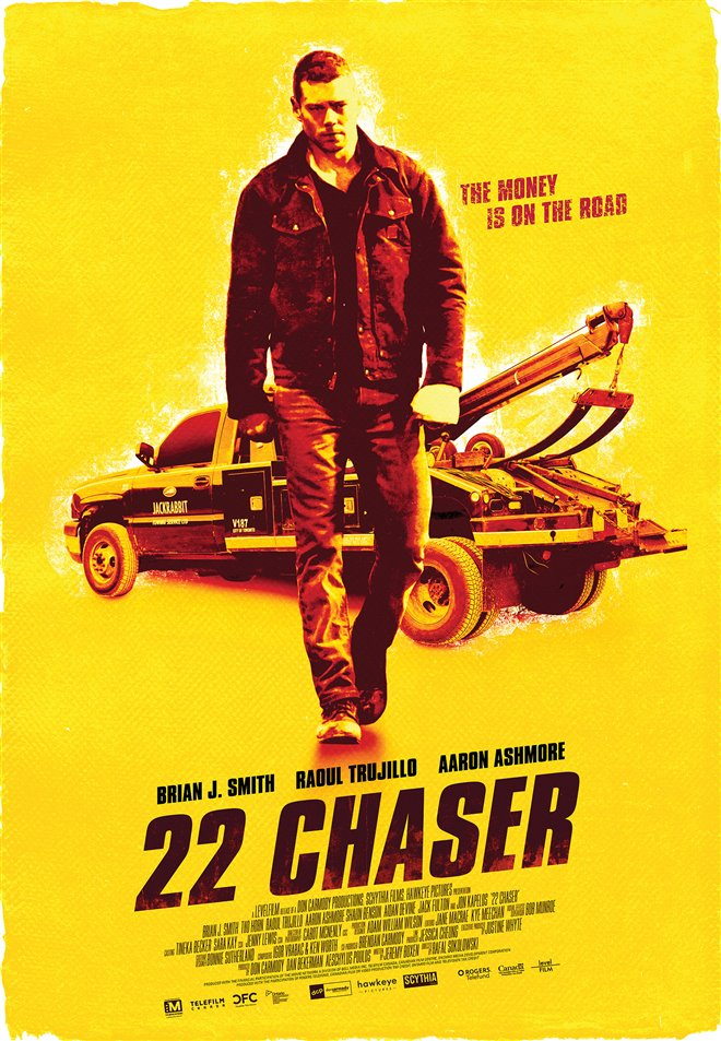 22 Chaser Large Poster