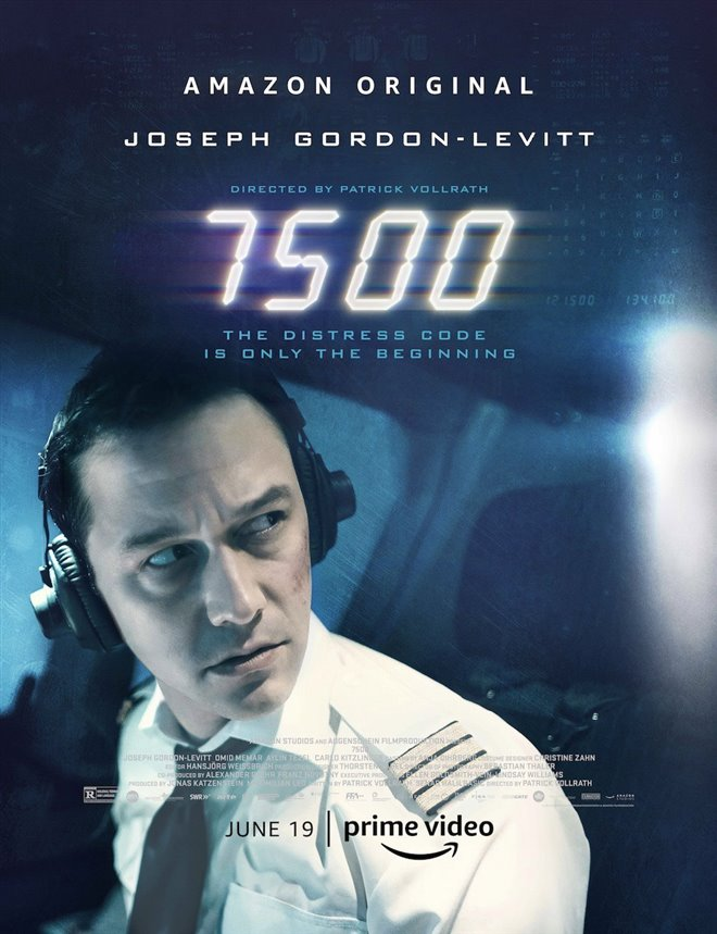 7500 (Amazon Prime Video) Large Poster