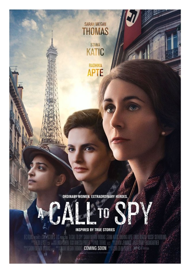 A Call to Spy Large Poster