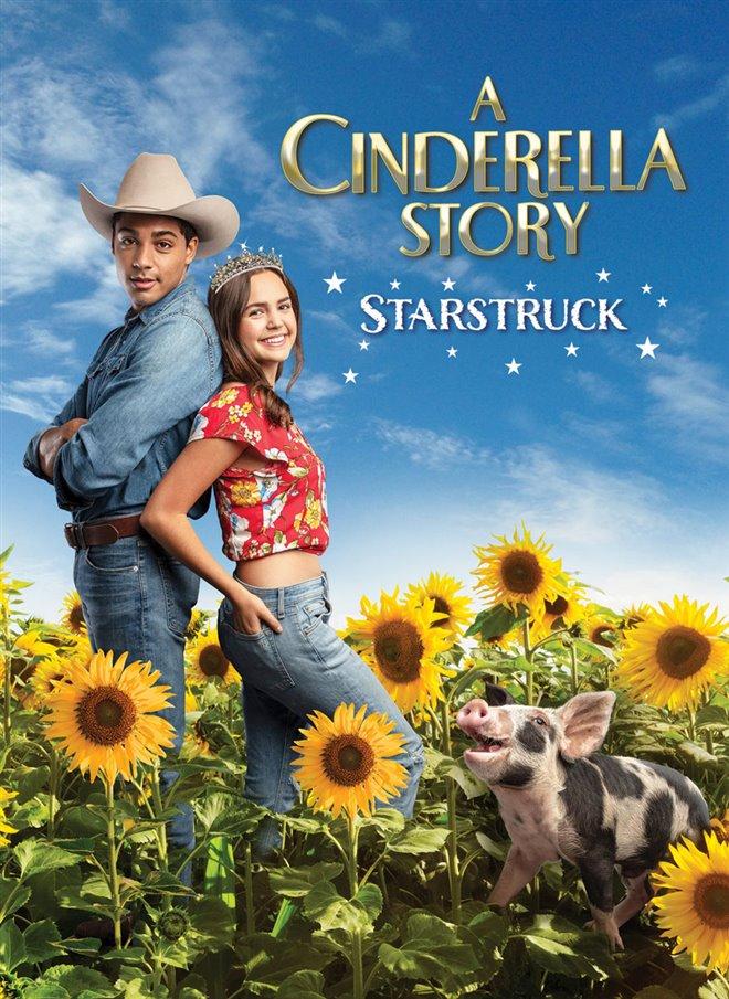 A Cinderella Story: Starstruck Large Poster