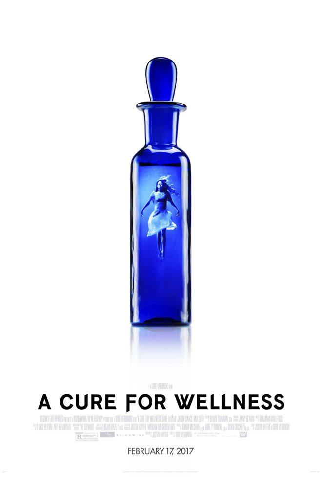 A Cure for Wellness Large Poster