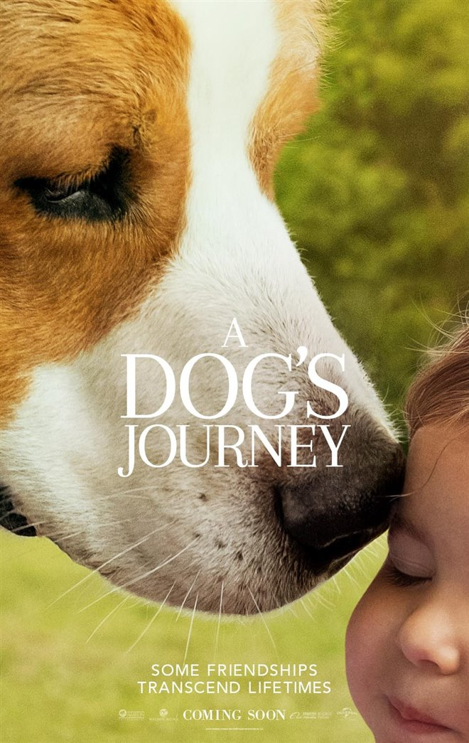 A Dog's Journey Large Poster