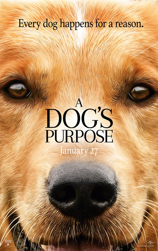 A Dog's Purpose Large Poster