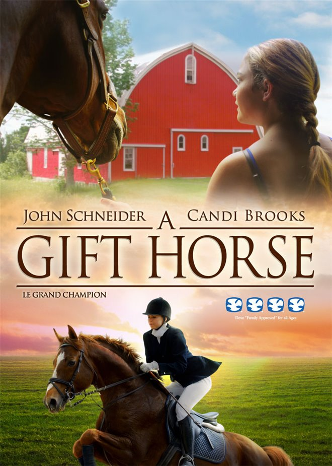A gift horse movie large poster a gift horse negle Images