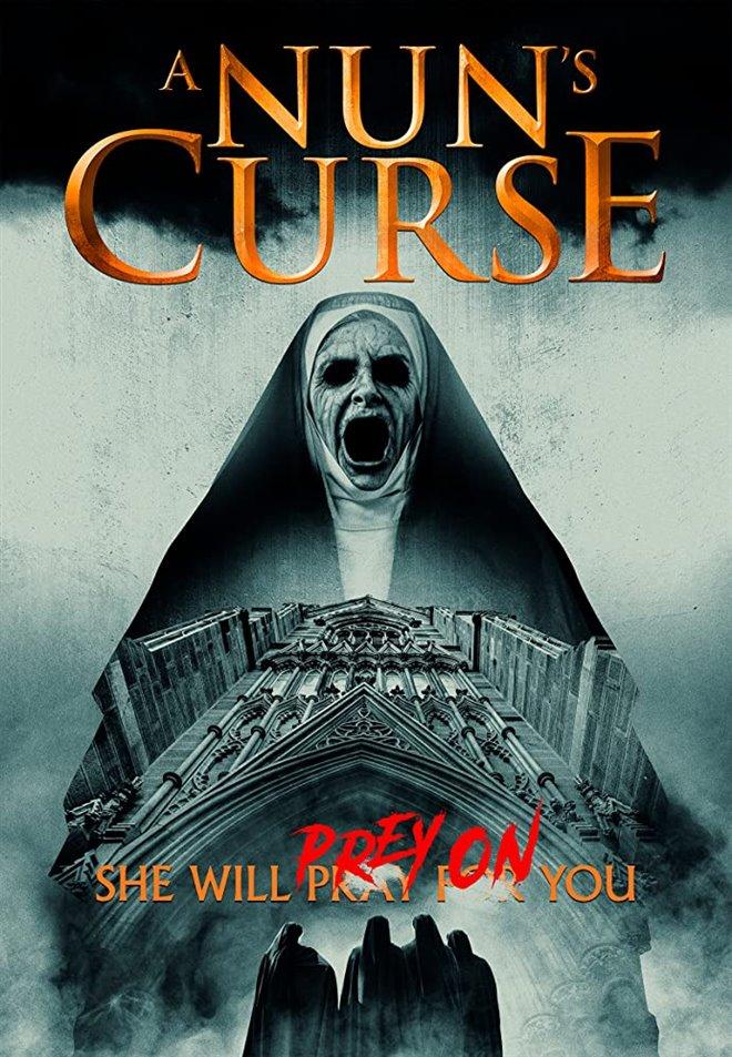 A Nun's Curse Large Poster