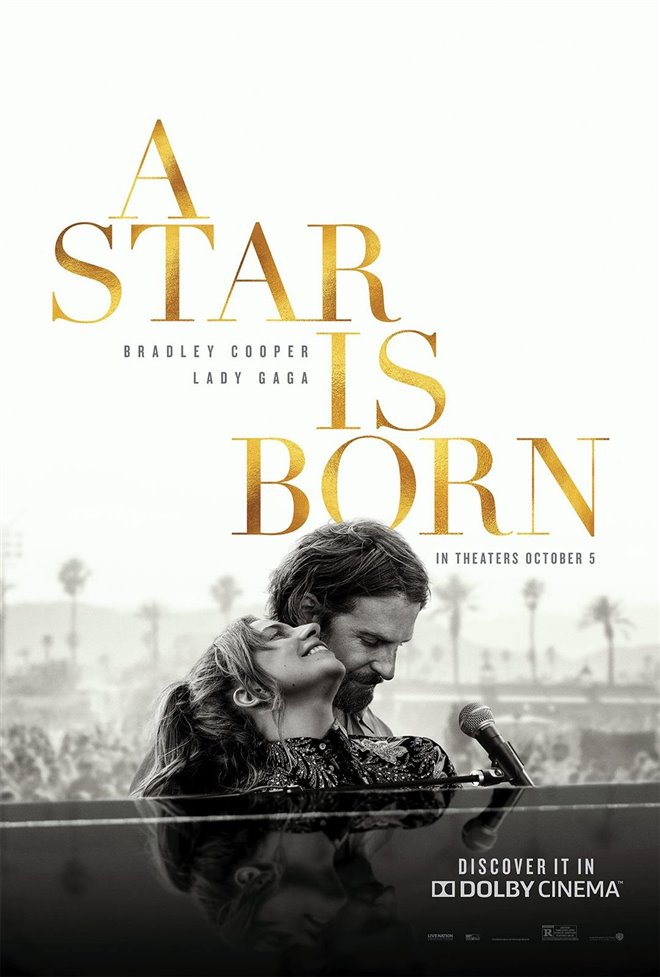 A Star is Born Large Poster