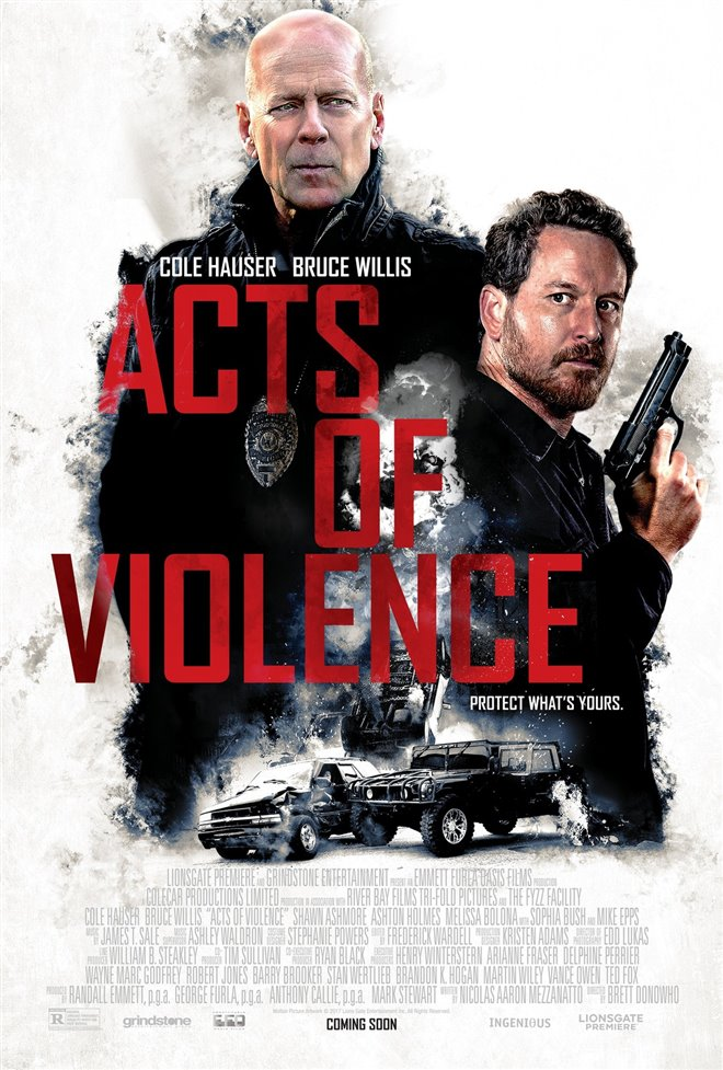 Acts of Violence Large Poster