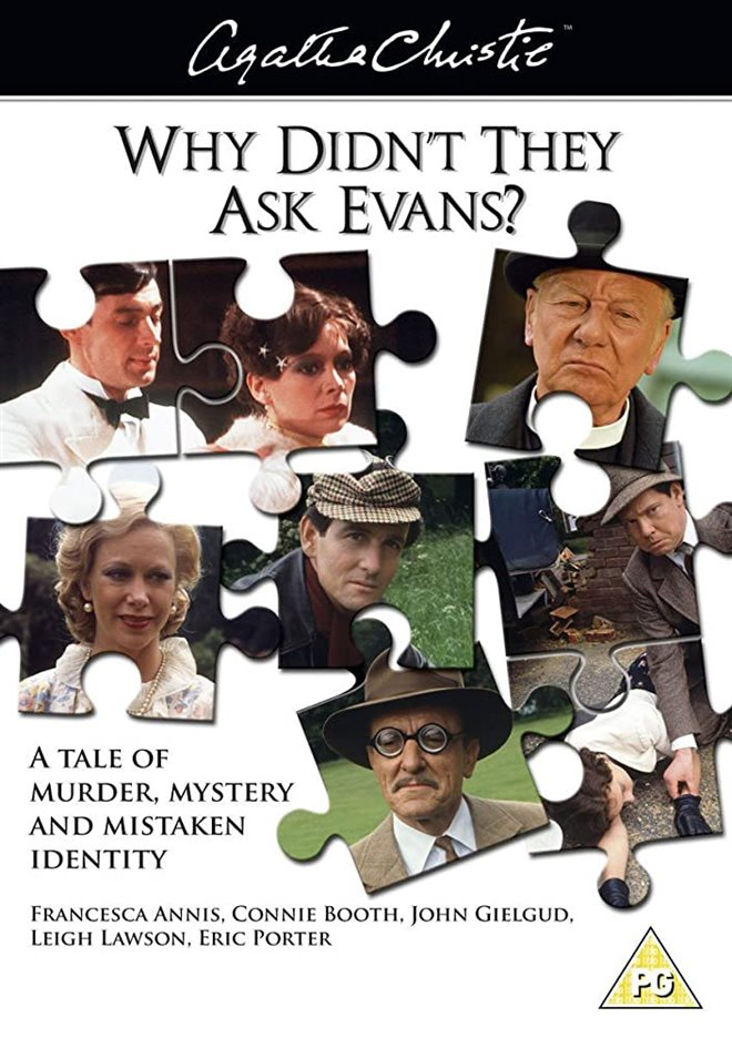 Agatha Christie's Why Didn't They Ask Evans? Large Poster