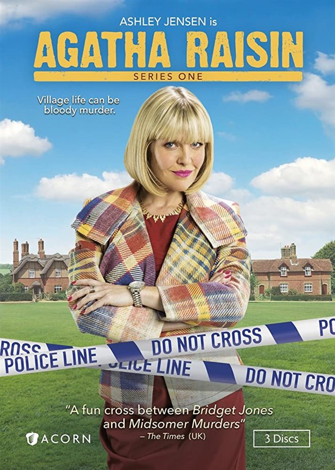 Agatha Raisin (Acorn TV) Large Poster