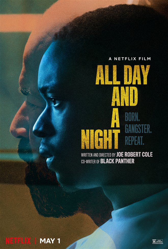 All Day and a Night (Netflix) Large Poster