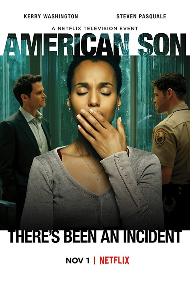 American Son (Netflix) Large Poster