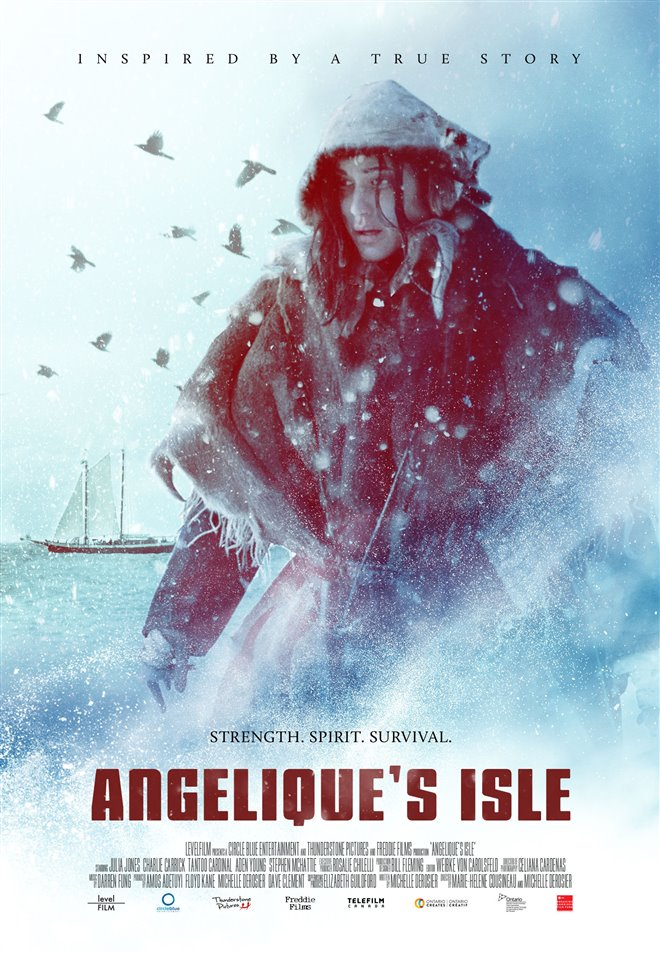 Angelique's Isle Large Poster