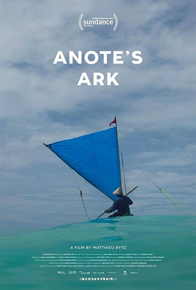 Anote's Ark Large Poster