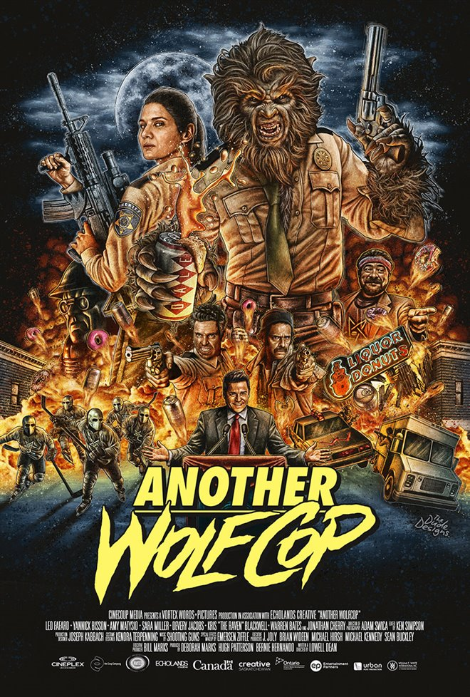 Another WolfCop Large Poster
