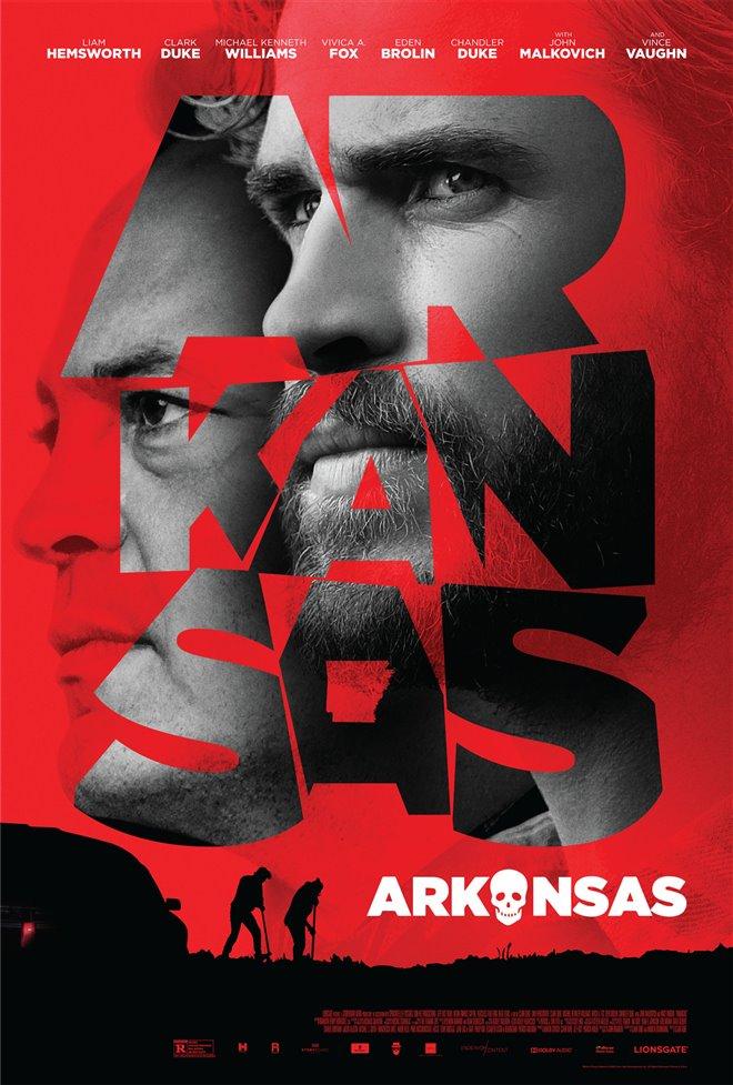 Arkansas Large Poster