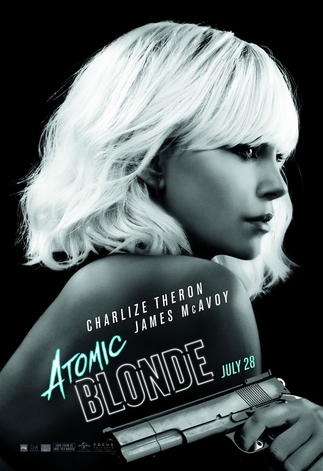 Atomic Blonde Large Poster