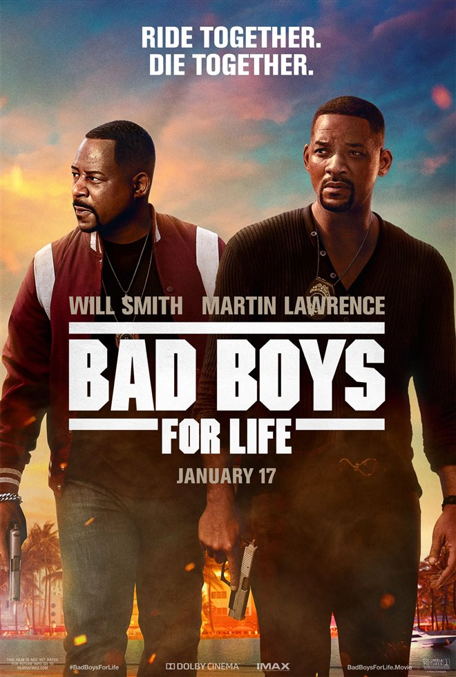 Bad Boys for Life Large Poster