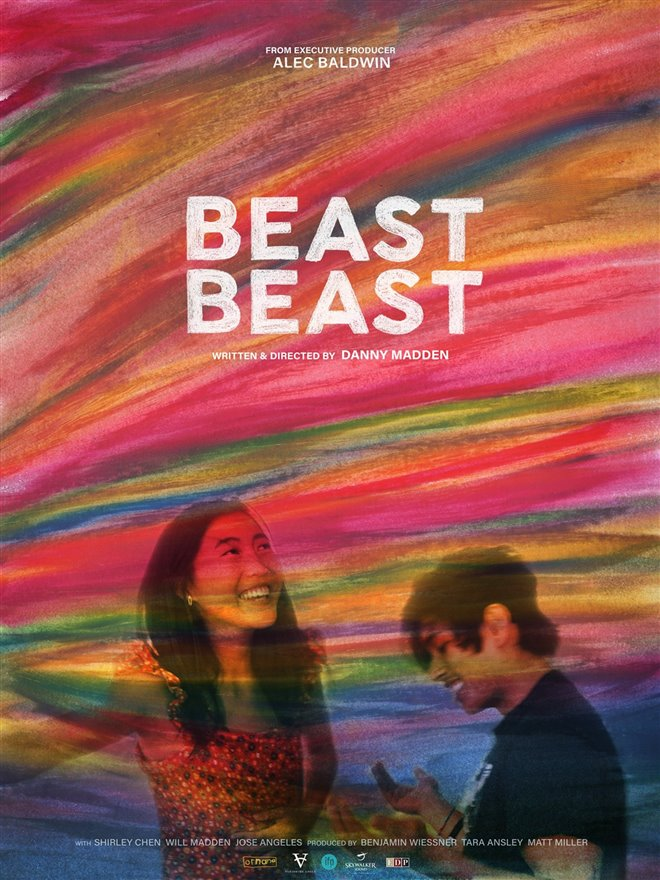 Beast Beast Large Poster