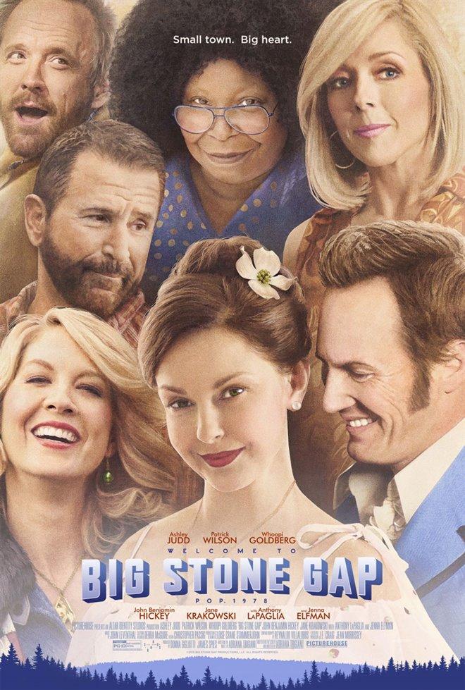 Big Stone Gap Large Poster