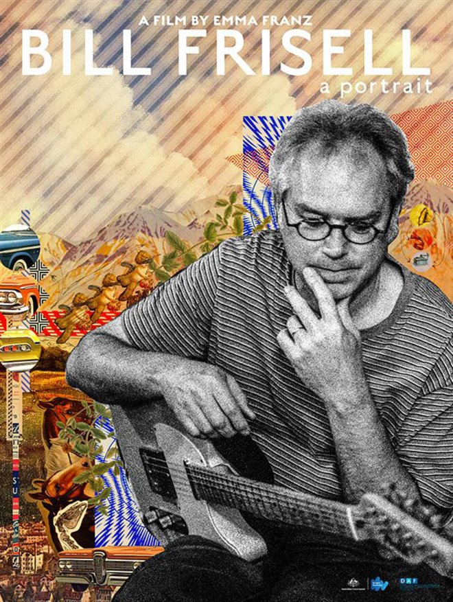Bill Frisell: A Portrait Large Poster