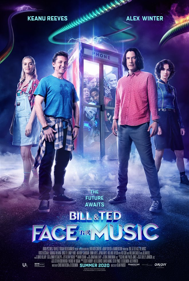 Bill & Ted Face the Music Large Poster