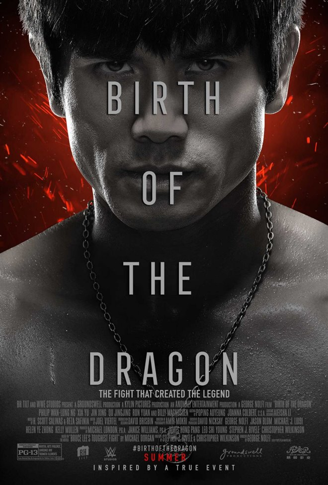 Birth of the Dragon Large Poster