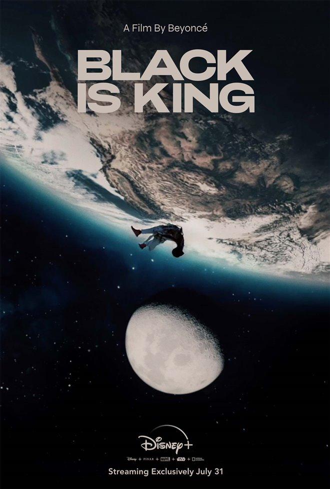 Black Is King (Disney+) Large Poster