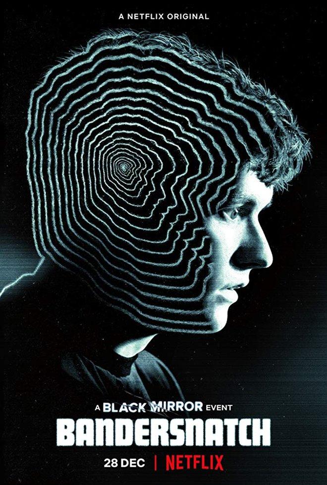 Black Mirror: Bandersnatch (Netflix) Large Poster