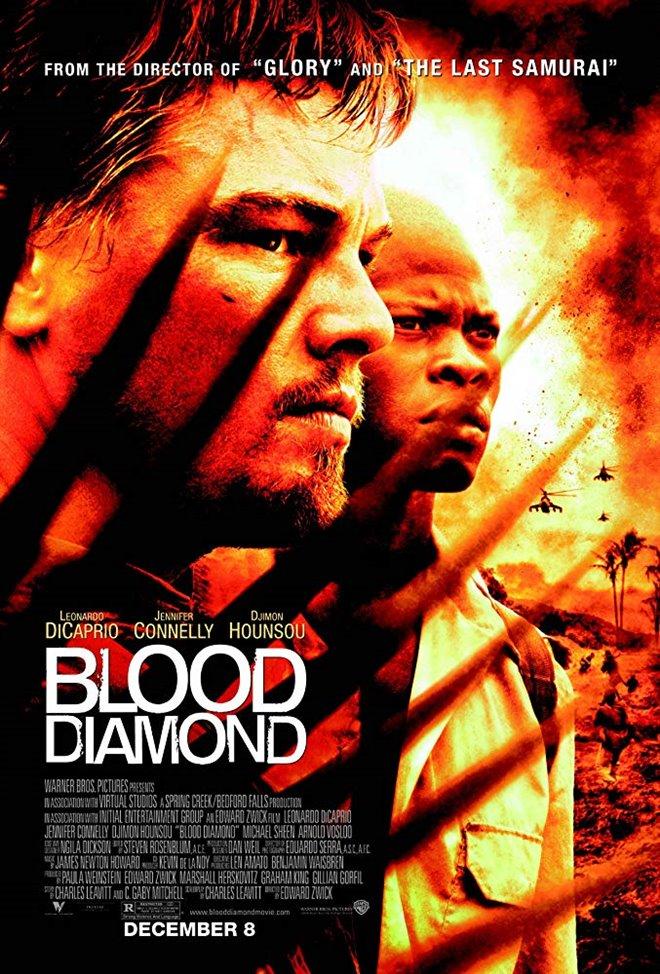 Blood Diamond Large Poster