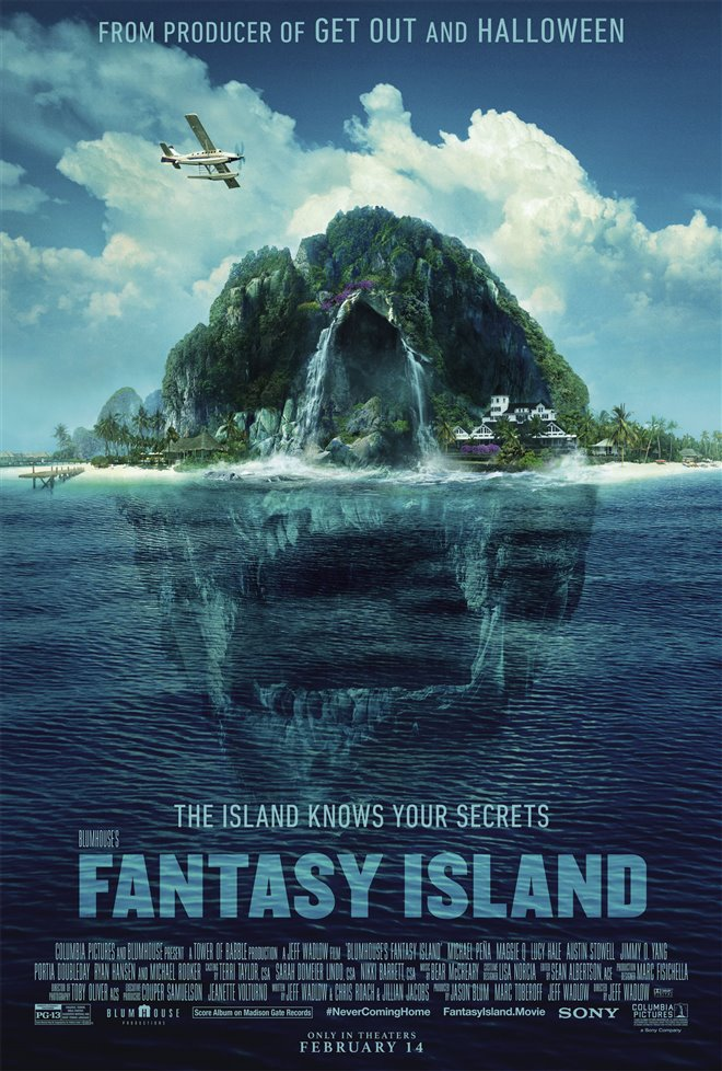 Blumhouse's Fantasy Island Large Poster