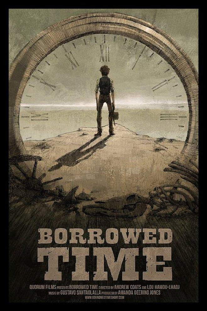 Borrowed Time (2016) Large Poster
