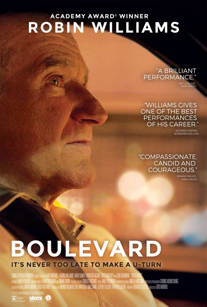 Boulevard Large Poster