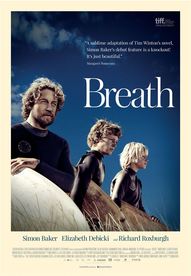 Breath Large Poster
