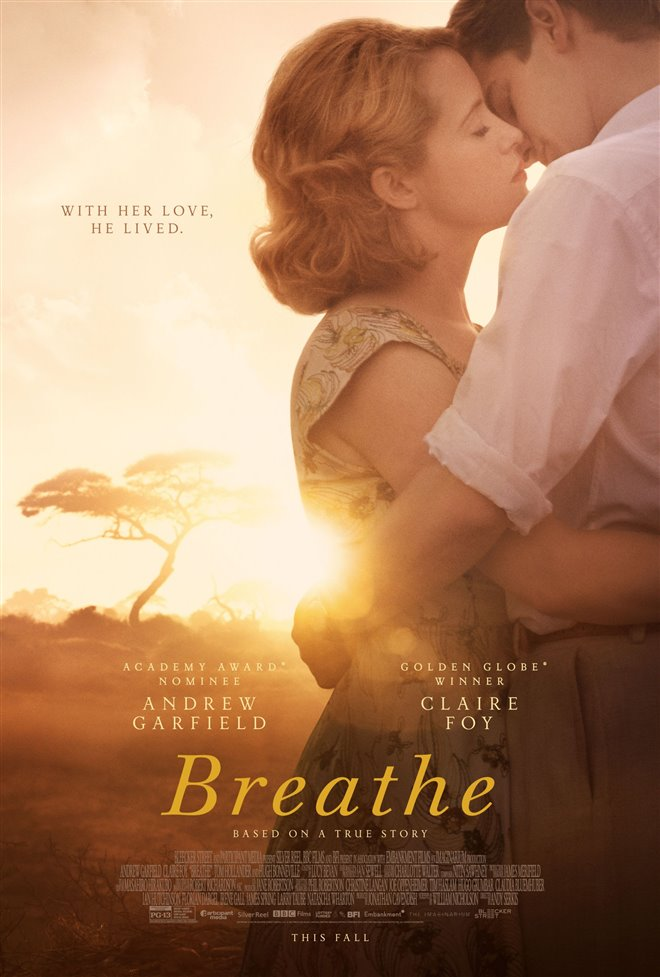 Breathe Large Poster
