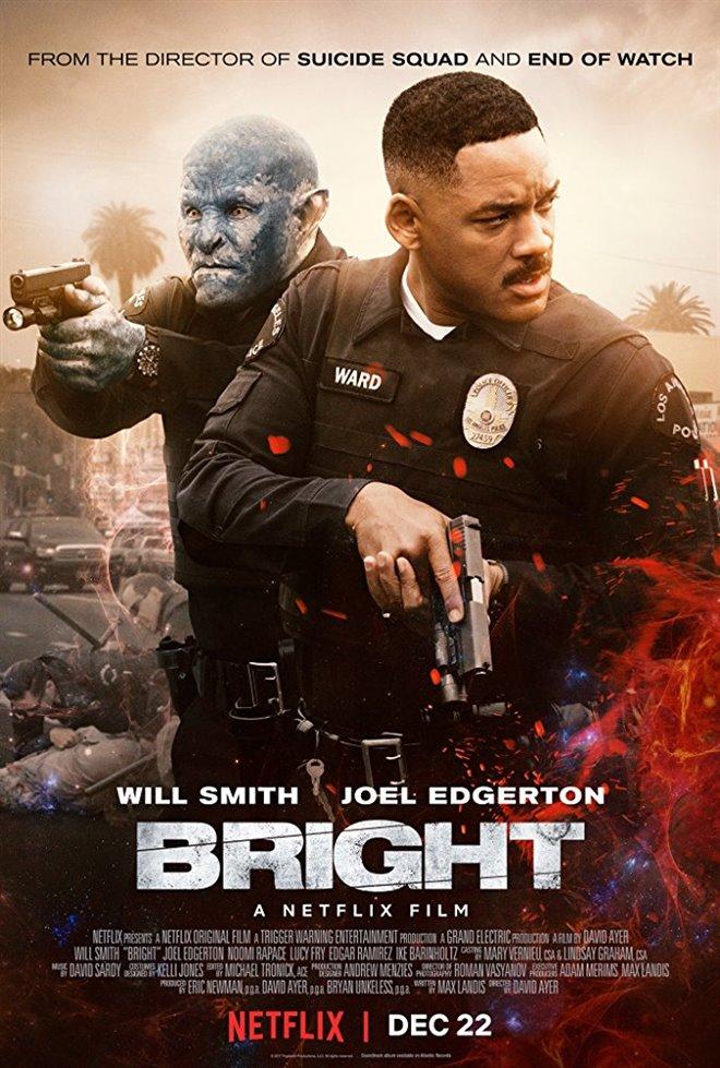 Bright (Netflix) Large Poster