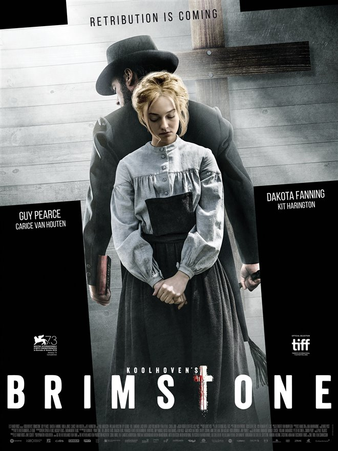 Brimstone Large Poster