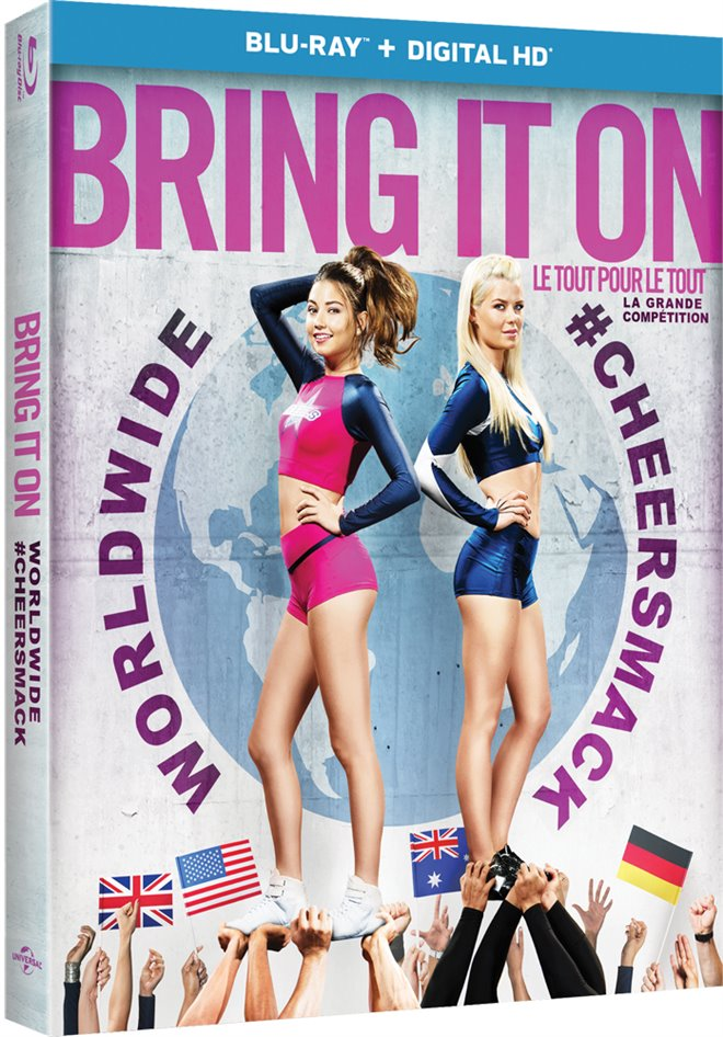 Bring it On: Worldwide #Cheersmack Large Poster