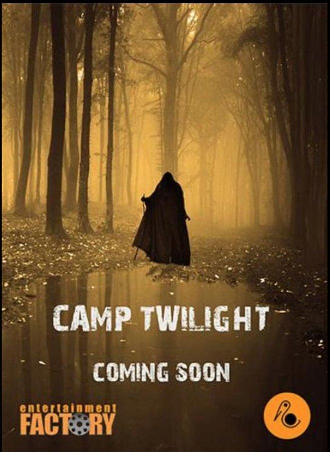 Camp Twilight Large Poster