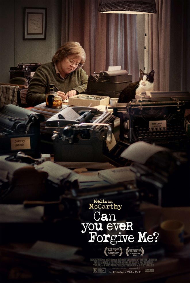 Can You Ever Forgive Me? Large Poster