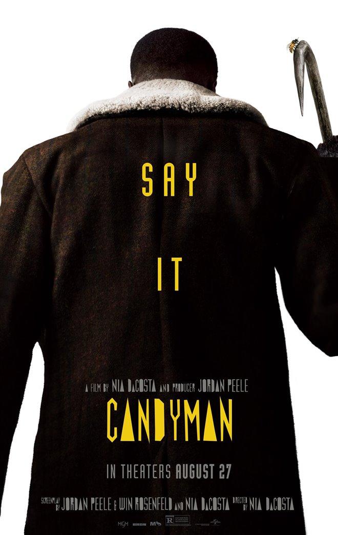Candyman Large Poster