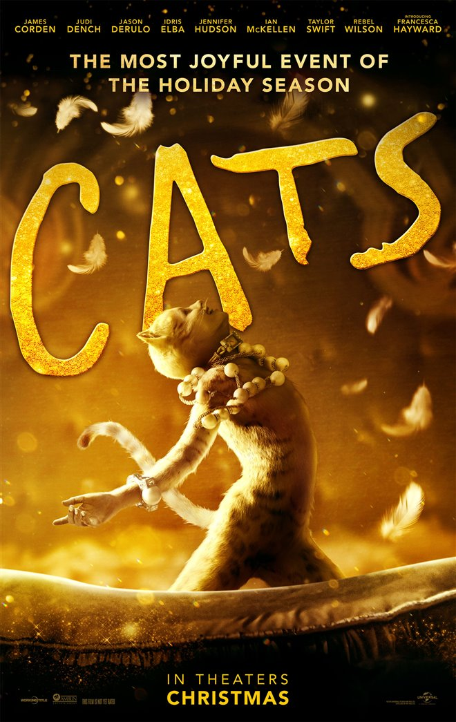 Cats Large Poster