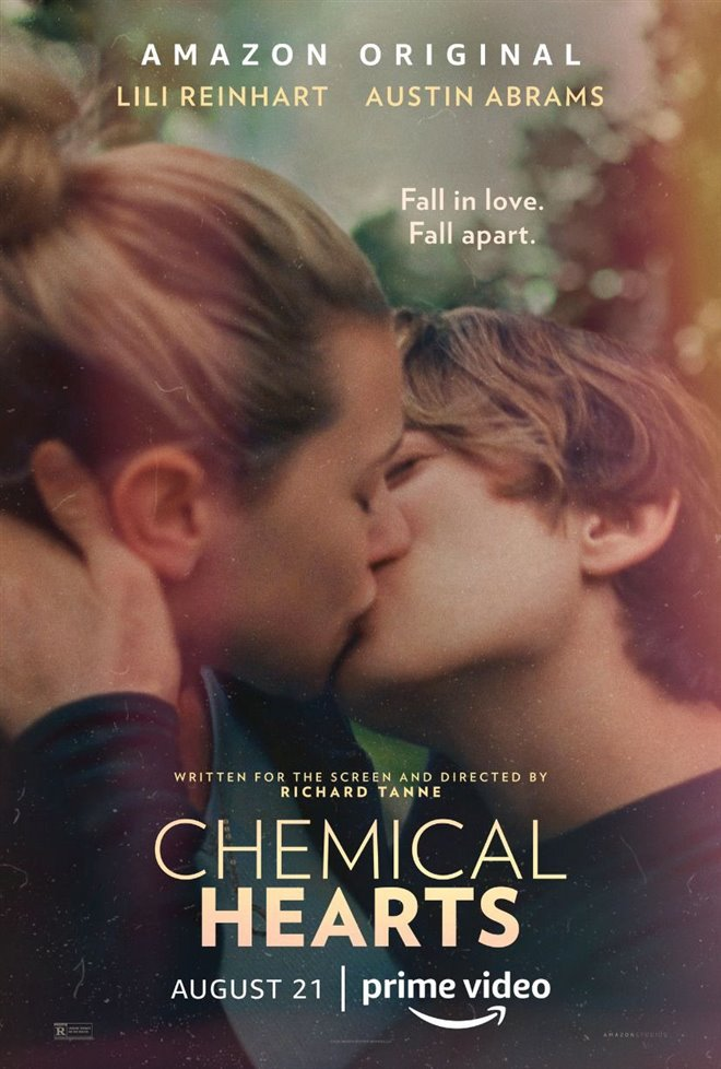 Chemical Hearts (Amazon Prime Video) Large Poster